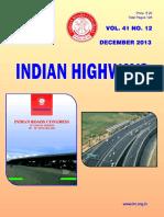 Indian Highways Vol.41 12 Dec 13