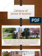 Campus of Jamea Al Kauthar