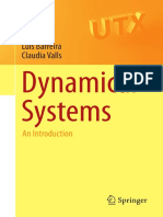 Barreira, Valls - Dynamical Systems an Introduction