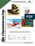 Apostila 2012 - Administracao e Empreendedorismo