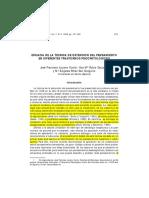 Eficacia de La Técnica de Detención Del Pensamiento en Diferentes Trastornos Psicopatológicos (1999)