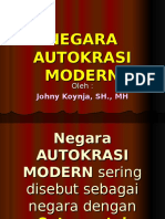 Negara Autokrasi Modern