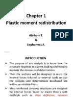 Ch 1 Inelastic Moment Redistribution