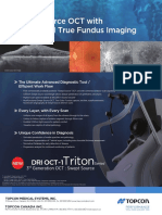 DRI OCT 1 Model Triton DataSheet