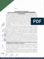 Acta de Adjudicacion y Buena Pro Energias renovables