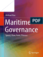 Maritime Governance - Speed, Flow, Form, Process