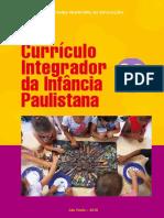 Curriculo Integrador Da Infancia Paulistana