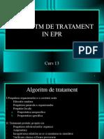 EPR - Algoritm de Tratament