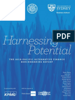 The Asia-Pacific Alternative Finance Benchmarking Report
