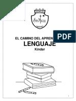 El Camino Del Aprendizaje Lenguaje