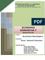 E. Posit y Normat