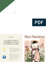Slavery during antebellum and post antebellum
