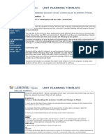 grade 3 unit plan