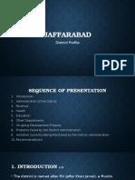 Jaffarabad District Profile