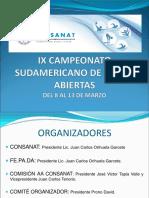 Ix Campeonato Sudamericano de Aguas Abiertas