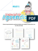 Cuadernillo Preescolar