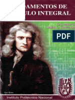 Fundamentos de Calculo Integral