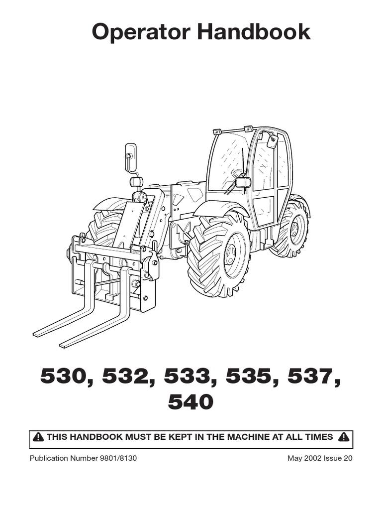 Manual operator telescopic | Tire | Elevator