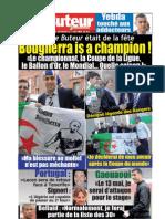 LE BUTEUR PDF du 26/04/2010