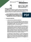 PROYECTO LEY QUE MODIFICA DECRETO 1153