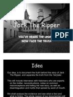 Jack the Ripper Pitch