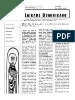 304 - Laicado Dominicano  Abril 2003