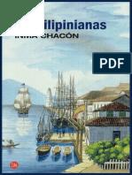Las Filipinianas-Inma Chacón