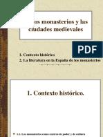 Los monasterios y las ciudades medievales