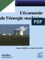 l'Economie de l'Energie Nucléaire