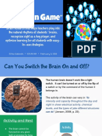 brain research presentation chapter 4   8 -the brain game-