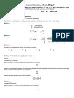 Matematicas 1ro Guia de Recuperacion