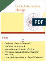 Cîmpul Electric