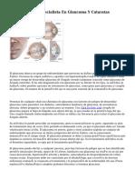 M. De La Casa Especialista En Glaucoma Y Cataratas