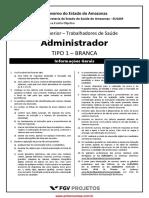 Prova - SUSAM - Administrador - 2014