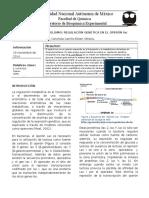 Regulación Genética en El Operón Lac Corregido 1