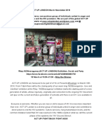Act Up London March Newsletter 2016 PDF