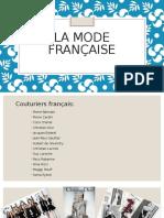 La Mode Francaise