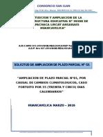 3.- Informe de Residente AMPLIACION 7