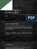 Meteorología y Climatología (1)