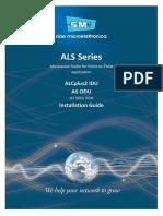 Siae Installation Guide ALCplus2