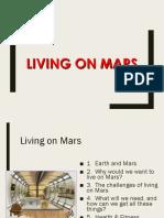living on mars  3