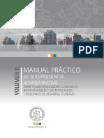Manual Practico de Juridisprudencia administrativa_vol 2