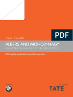 Bauhaus Albers Moholy