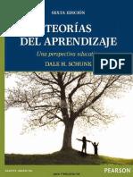 Filosofía Del Aprendizaje; Racionalismo y Empirismo (Extracto Del Libro Teorías de Aprendizaje de Dale H. Schunk)