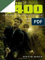 4400 - Promessas Quebradas - David Mack