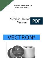 Medidor Vectron