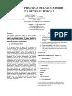 Informe Fisica 1.2