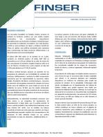 Reporte Semanal (14 de Marzo 2016).