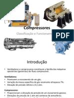 2. Compressores