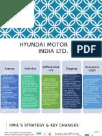 hyundai motors india
